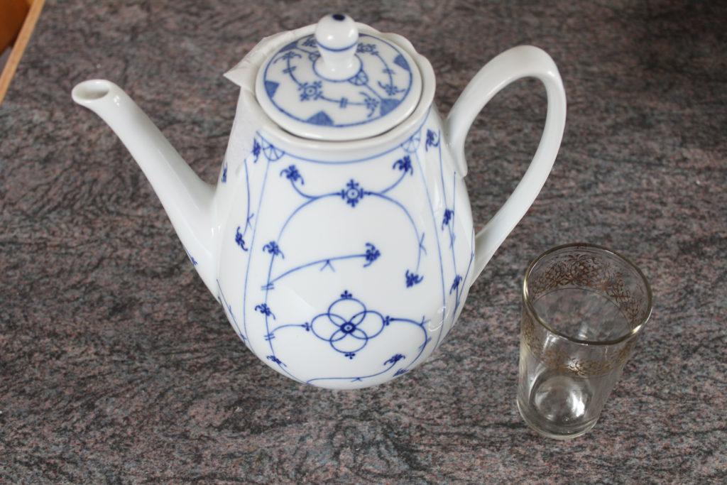 Weihrauch-Tee aufbrühen (Schritt 4)